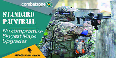 Combat zone paintball lincoln