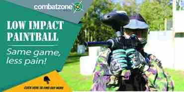 Low impact paintballing lincoln