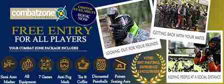 Free paintball entry